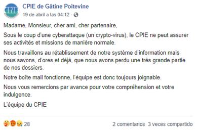 CPIE Notice