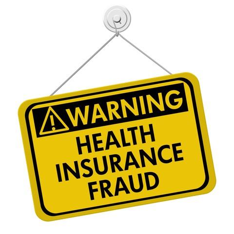 Warning: Health Insurance Fraud